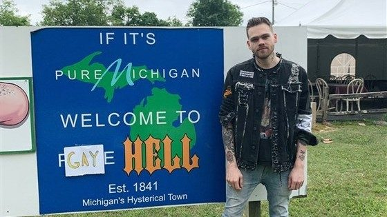 Rapper, YouTube star says he bought Hell, Michigan in protest of Trump policy