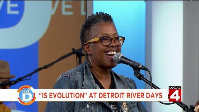 Meet Detroit River Days performers 'IS Evolution'