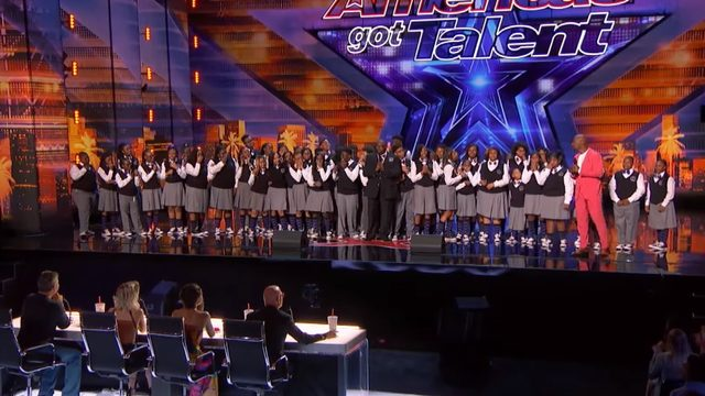 WATCH: Detroit Youth Choir brings Terry Crews to tears on America's Got Talent