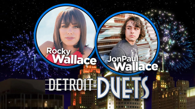 Detroit Duets: Rocky and JonPaul Wallace
