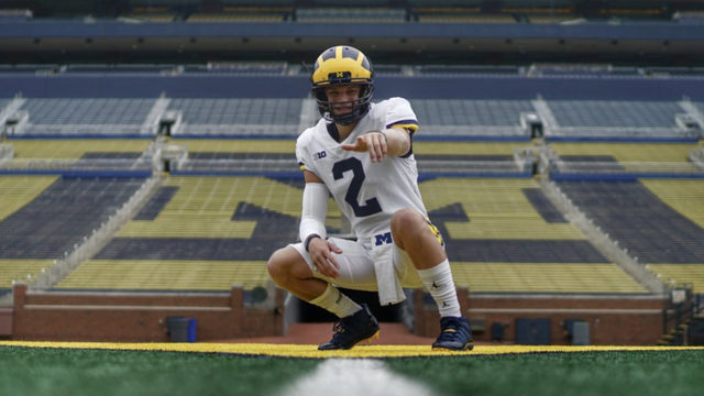 Michigan QB commit J.J. McCarthy now a 5-star, No. 2 QB in recruiting class