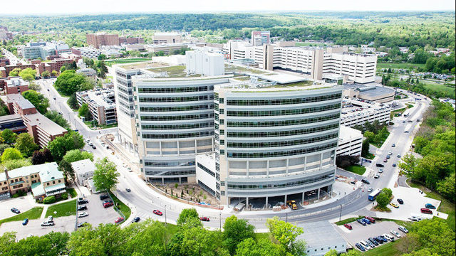 University of Michigan's C.S. Mott Children's Hospital ranked a top…