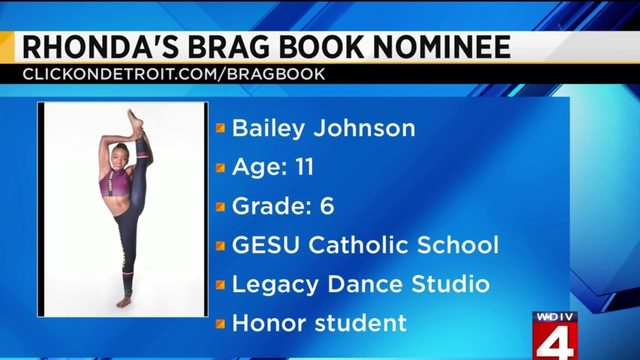Rhonda's Brag Book: Bailey Johnson