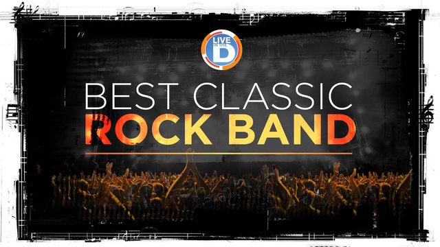 Classic Rock Bracket: Vote in semifinal round