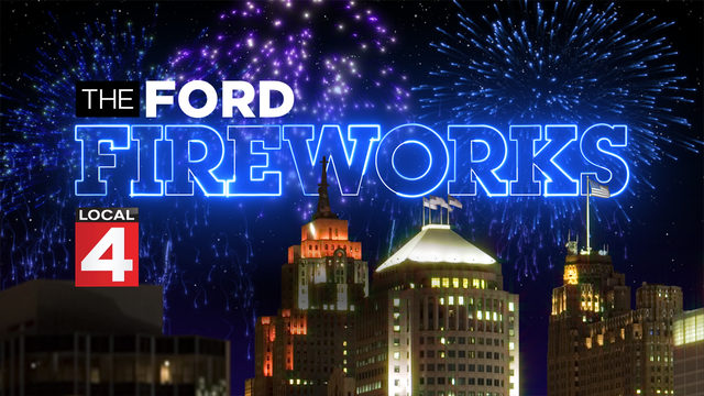 LIVE COVERAGE: 2019 Ford Fireworks on Detroit River
