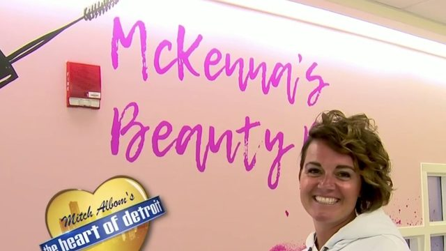 Heart of Detroit: McKenna's Squad Beauty Bar