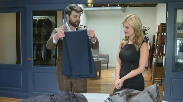 How to pack dress wear