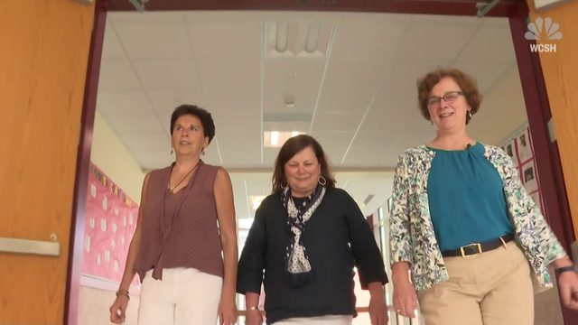 3 Maine sisters retire with a combined 117 years of teaching