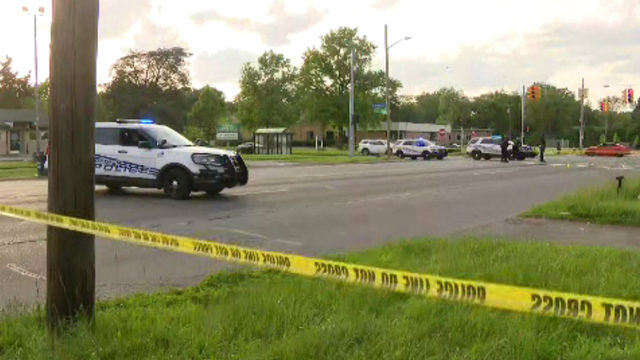 2 critical, 1 in serious condition after triple shooting in Detroit