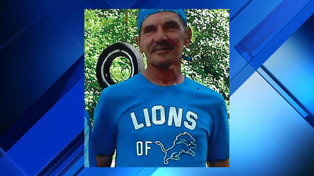 Detroit police looking for missing 61-year-old man