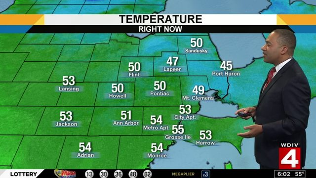 Metro Detroit weather forecast: Warm Saturday with more sunshine