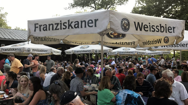 Ann Arbor's German Park to kick off its first summer picnic of season Saturday