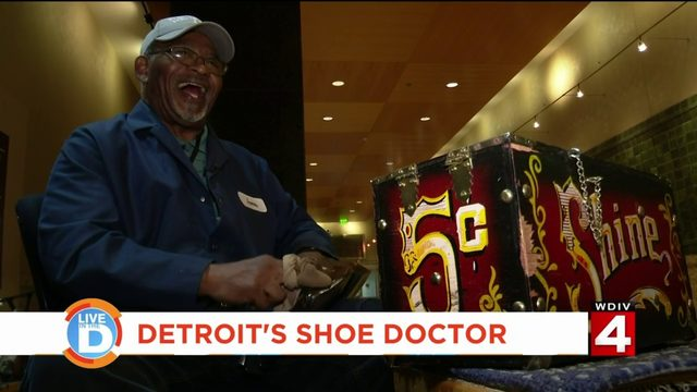 Meet the Detroit Shoe Doctor