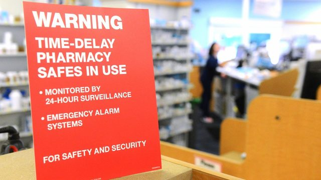 CVS locations in Michigan will now be using time-delay safe technology