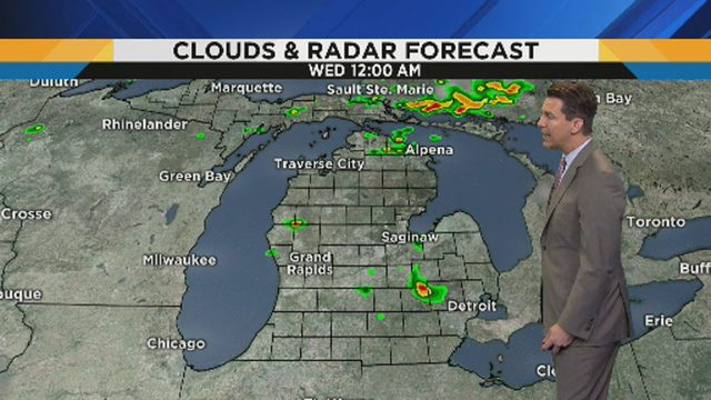 Metro Detroit weather: Summertime temperatures here to stay