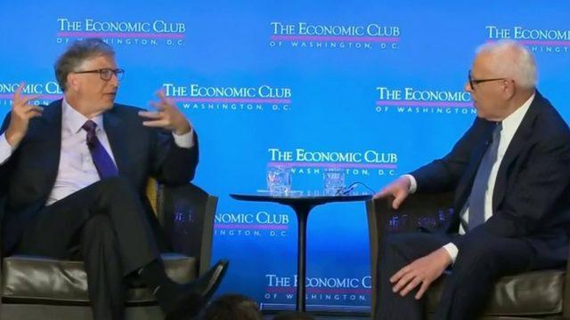 Bill Gates says to regulate big tech companies
