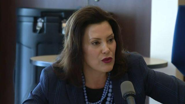 Budget battle heats up between Gov. Gretchen Whitmer, Republicans in Lansing