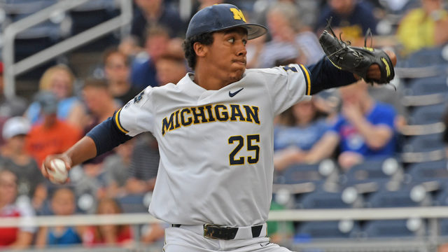Michigan baseball falls to Vanderbilt, setting up decisive Game 3 for…
