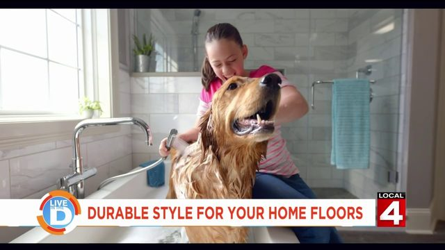Got pets, kids, and wet messes? These are the stylish floors for your home
