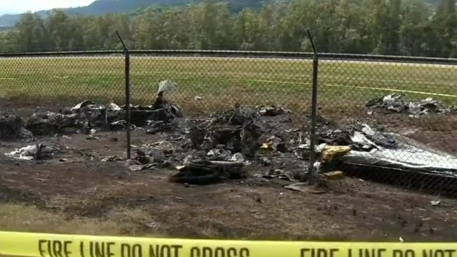 Skydiving plane crashes in Hawaii, killing 11 people