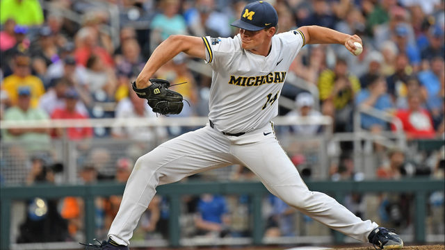 Here's why Michigan baseball didn't use best starting pitchers in Game 2…