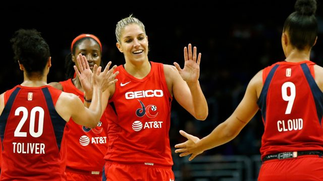 WNBA: Washington Mystics take on Chicago Sky; Phoenix Sun face Dallas Wings