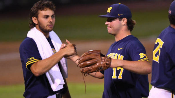 Michigan baseball plays for national championship in decisive Game 3 vs.…