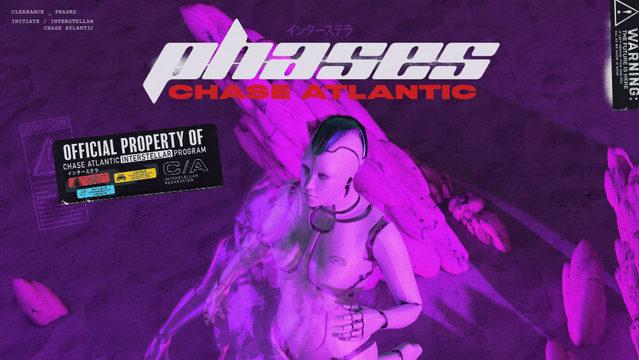 Alternative pop trio Chase Atlantic releases hypnotic new album 'PHASES'