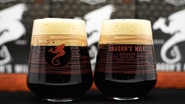New Holland Brewing set to debut limited release Dragon's Milk Reserve…