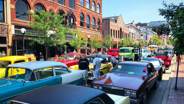 Rolling Sculpture Car Show to celebrate 25 years in downtown Ann Arbor July 12