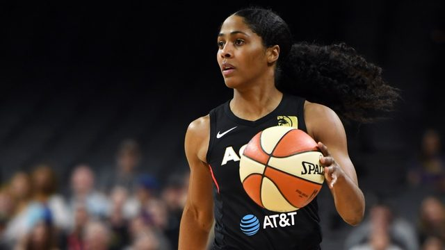WNBA: Las Vegas Aces look to battle with Los Angeles Sparks