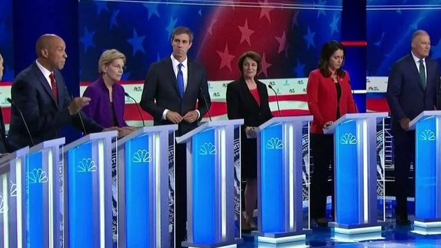 Here's what happened in first 2020 Democratic debate