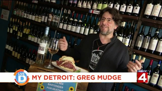"Detroit deli owner Greg Mudge says ""This Is My Detroit"""