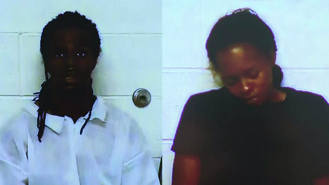 Mother, boyfriend charged with murder in 5-year-old's death at motel