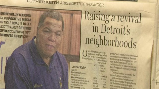Arise Detroit is inspiring those who make the city better