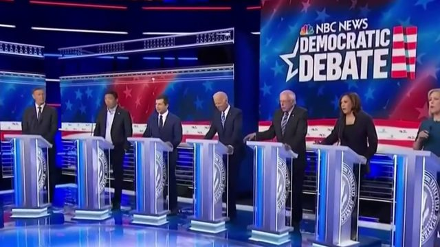 Rules announced for Democratic presidential debates in Detroit