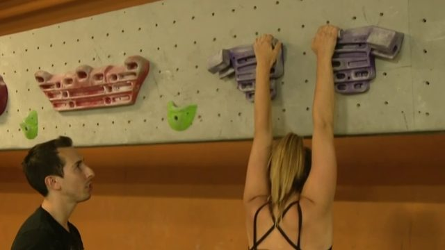 Fitness Friday: Hang boards