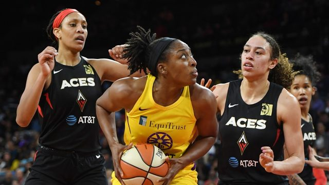 WNBA: Los Angeles Sparks battle the Dallas Wings in afternoon match-up