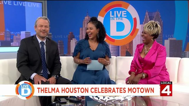 Music legend Thelma Houston shares stories and songs before her concert…