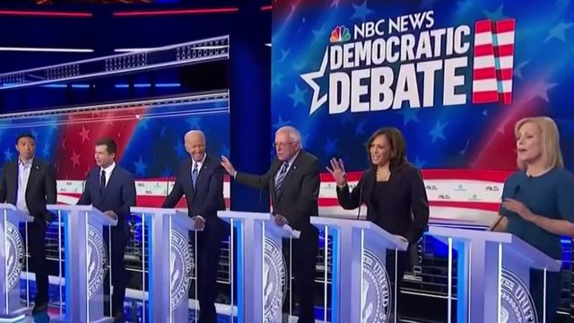WATCH LIVE: Democratic presidential candidates forum in Detroit