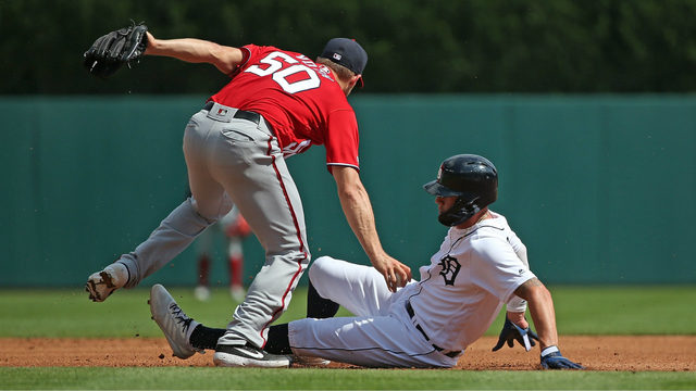 Tigers snap 8-game losing streak, beat Nationals 7-5