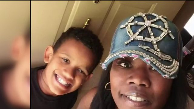 Prayer vigil held for mother and son killed in crash with Inkster police