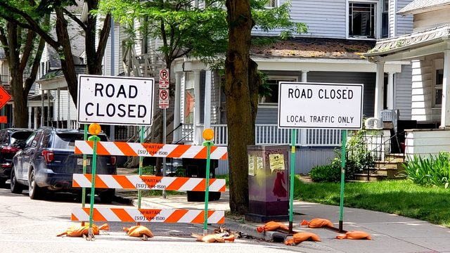 Ann Arbor road closures to know about for the end of July
