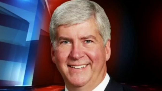 Former Michigan Gov. Rick Snyder named Harvard fellow