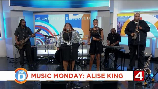 Music Monday with Alise King