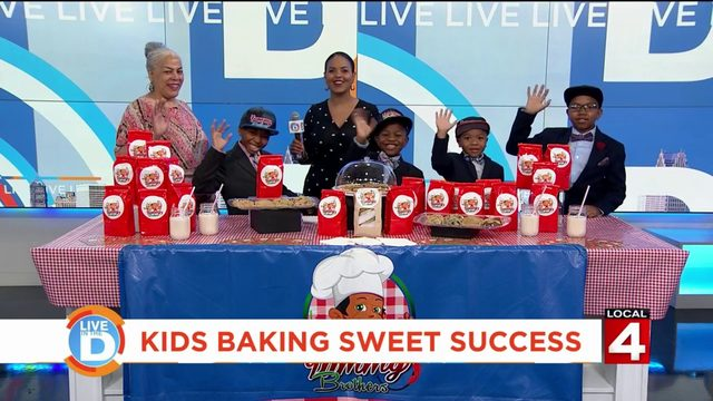 Meet the local brothers finding sweet success with a family recipe