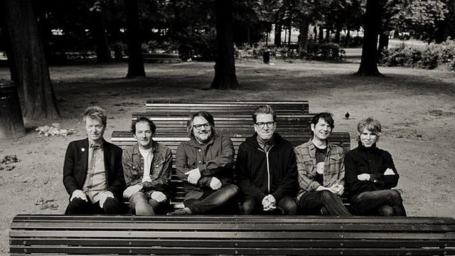 Wilco to play at Ann Arbor's Hill Auditorium on Nov. 5