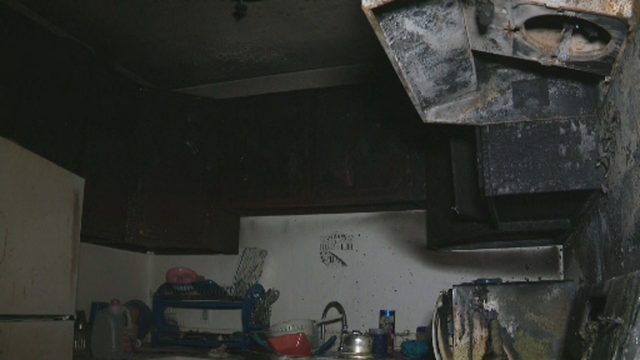 Southfield mother of 7 pleads for help after fire damages apartment