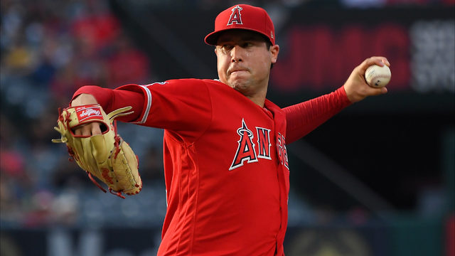 Police say Los Angeles Angels pitcher Tyler Skaggs found dead in hotel room
