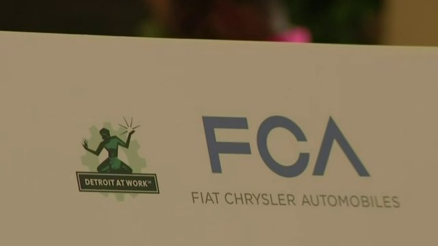 Job fair today features positions at new Detroit FCA plant